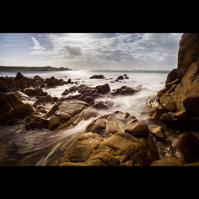 Water in the rocks